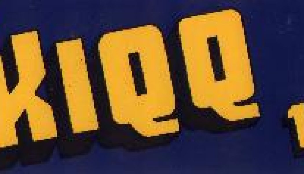 100.3 KIQQ K100
