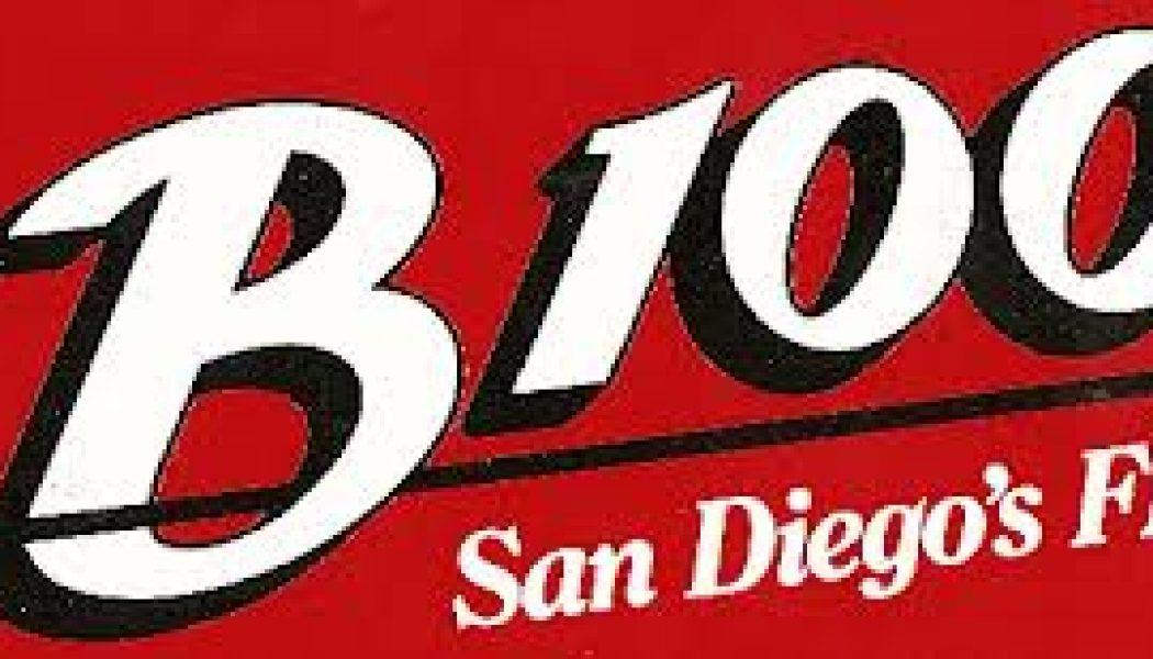 100.7 San Diego KFMB-FM