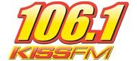 106.1 FM Denton Dallas TX Texas KHKS Kiss-FM Domino