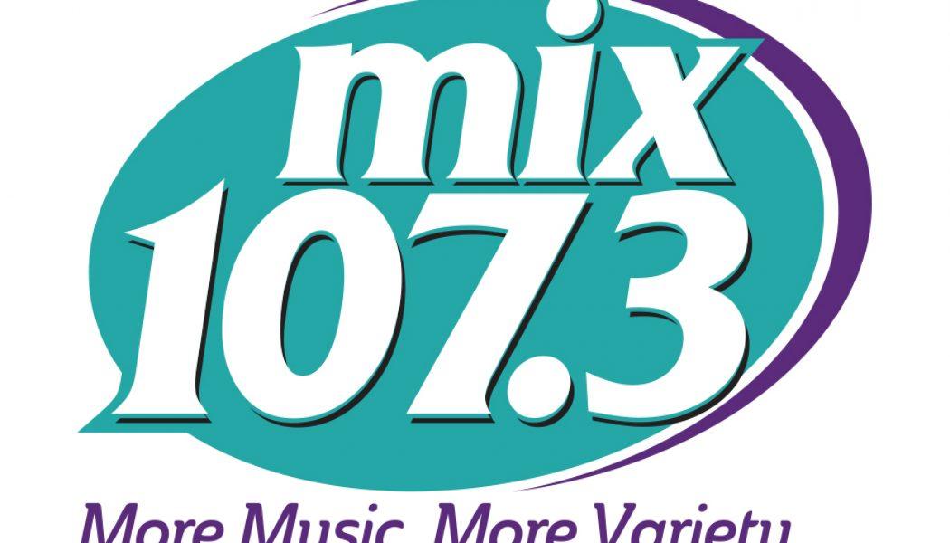 107.3 Washington WRQX Mix 107.3