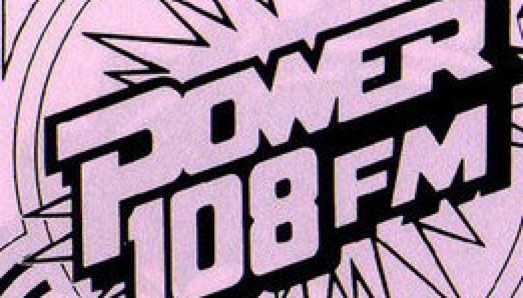 107.9 Cleveland WPHR Power 108 Jim Hart Calvin Hicks