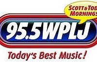 95.5 New York WPLJ Power 95 Mojo Radio Today's Best Music Scott Shannon