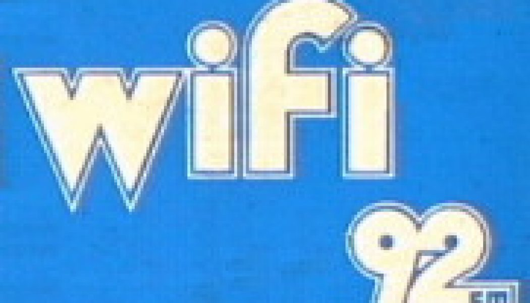 92.5 FM Philadelphia WIFI WXTU I92