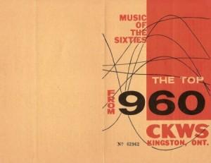 960 Kingston Ontario CKWS