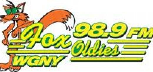 98.9 Rosendale Hudson Valley WGNY Fox Oldies Van Ritshie