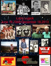 Big Apple Airchecks BAA Larry Lujack Superjock WLS 890 Chicago 1000 Chicago ESPN WCFL WRLL WJR