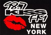 98.7 Kiss KissFM Kiss-FM WRKS New York Felix Hernandez Rhythm Revue Barry Mason Chris Murray Champaigne Bubbles Andre Harrell Hour of Power Al Sharpton