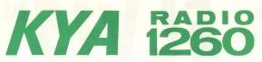 1260 AM San Francisco, Tom Donahue, Bob Mitchell, KYA