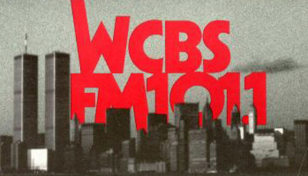 101.1 FM New York, WCBS-FM