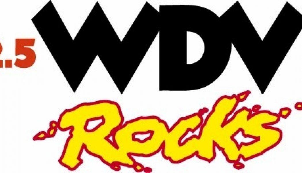 102.5 Pittsburgh WDVE Rolling Stones, Dave Goodrich Dani Coates Chris Winter Jack Malloy 3 Rivers Stadium Steelers