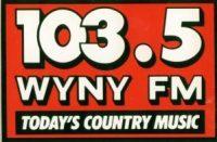 Country 103.5 WYNY New York Randy Davis Lisa Taylor Dandy Dan Daniel