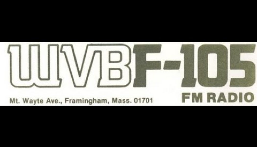 Dale Dorman, WVBF F-105 Framingham/Boston | January 1979