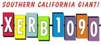 1090 Los Angeles Larry Tremaine Dick Hugg Huggy Boy Wolfman Jack XERB