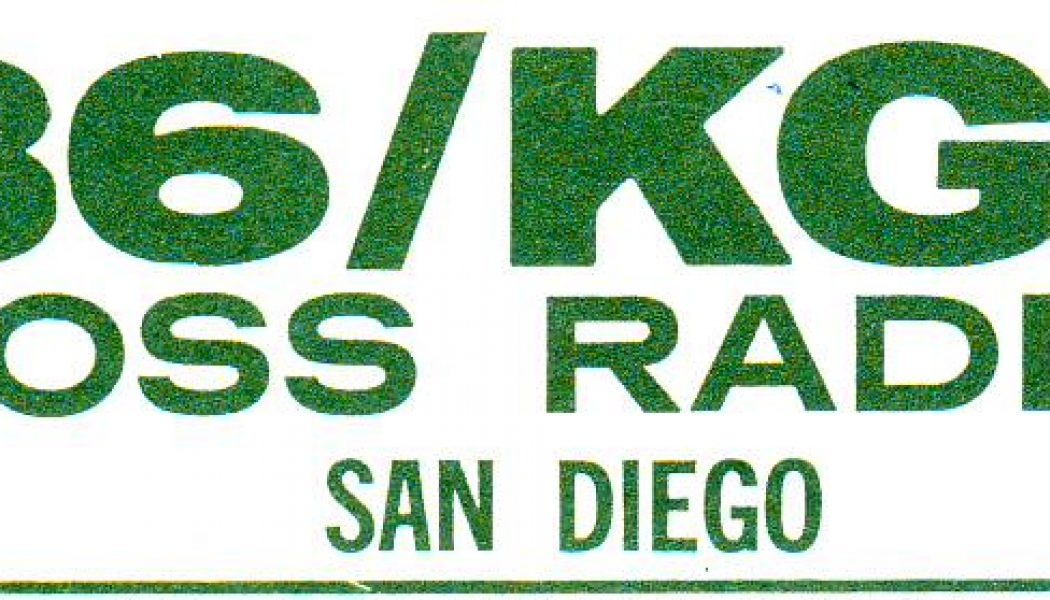 1360 San Diego, KGB, Boss Radio, Fox Sports