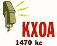 1470 Sacramento KXOA KNDE