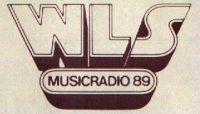 890 Chicago WLS Musicradio 89