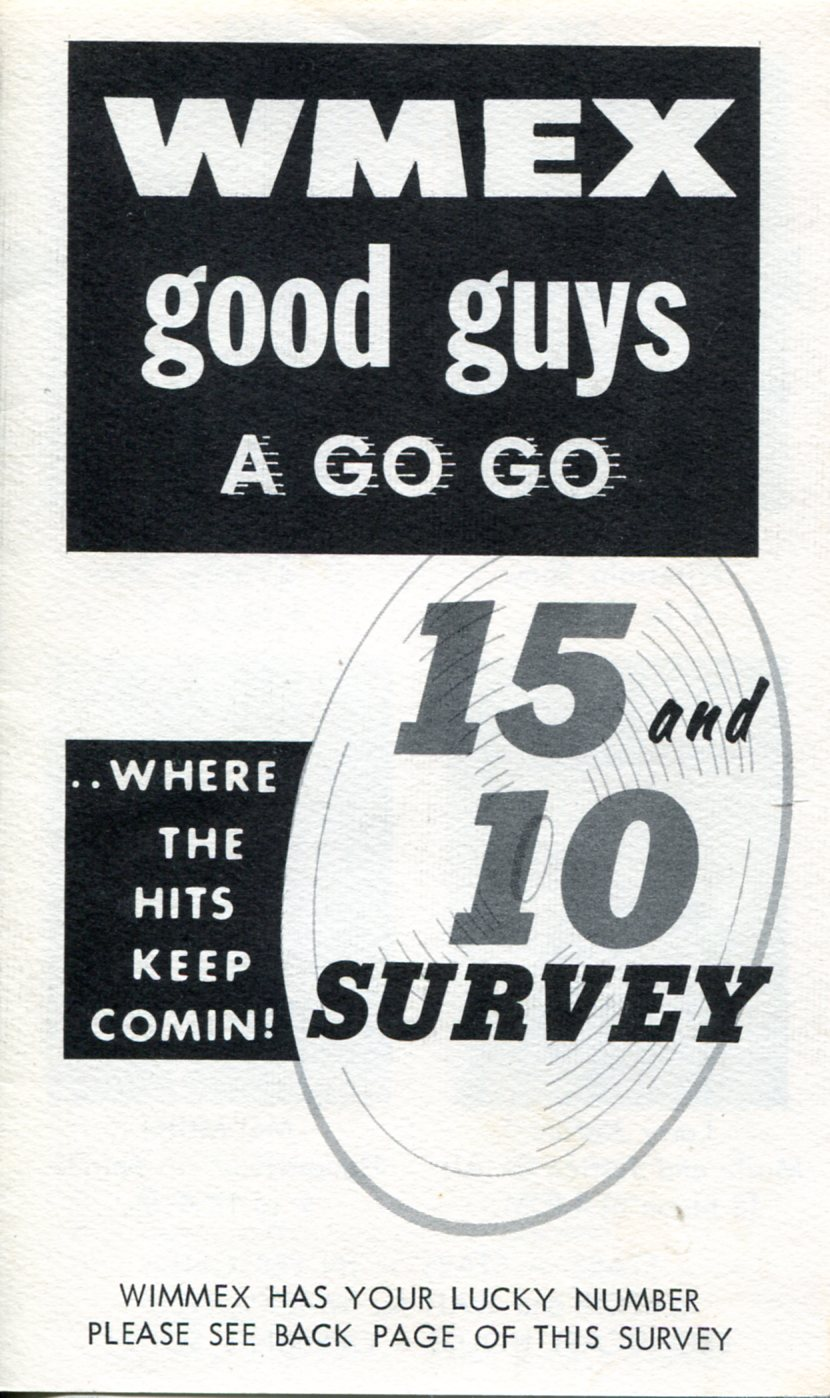 1510 WMEX Boston Survey