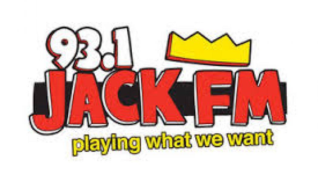 93.1 Jack FM Los Angeles KCBS-FM Charlie Tuna Humble Harve Chris Taylor