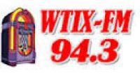 94.3 WTIX-FM New Orleans