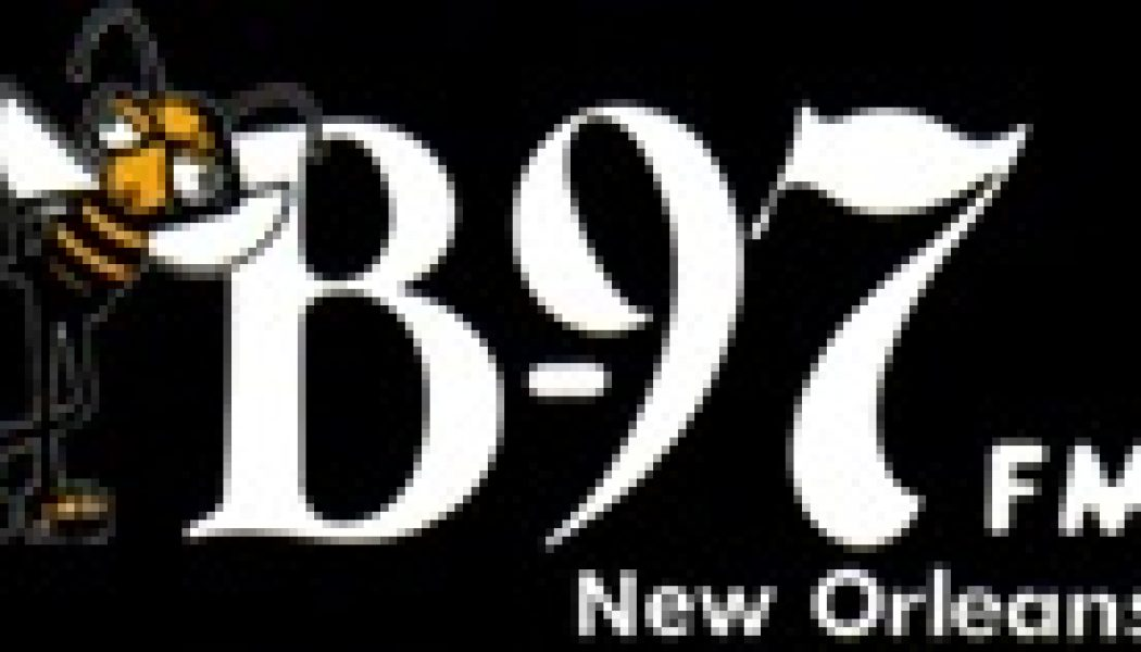 97.1 New Orleans WEZB B-97 Nick Bazoo Alan Beebe