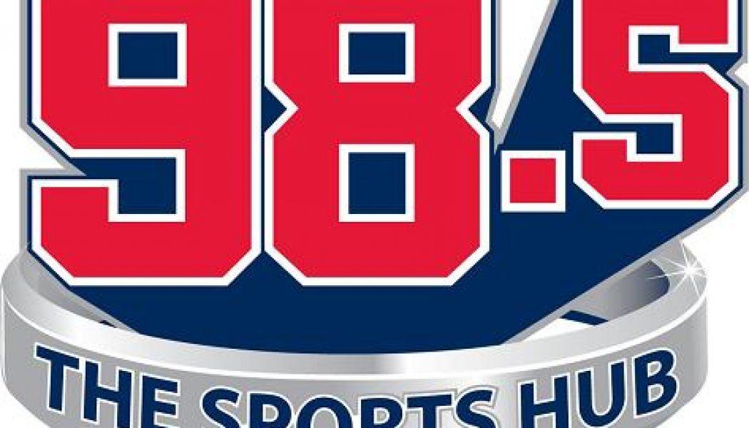 98.5 Boston, WBZ-FM The Sports Hub
