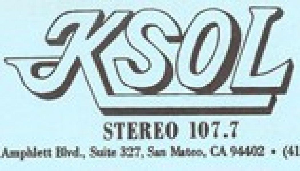 1450 AM San Francisco, KSOL, KSAN, Sly Stone, Urban, Soul