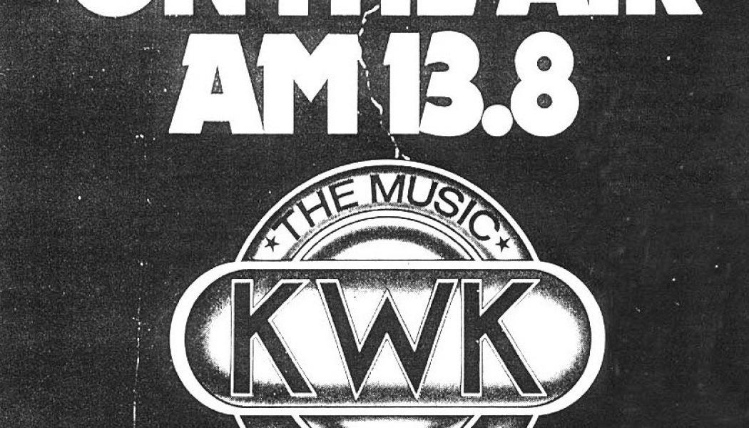 1380 AM St. Louis KWK KGLD KRAM KKWK KSAP KZJZ Doubleday Bruce Vidal Dick Hughes Chuck Geiger Larry Moffit KSLQ The Team 106.5 FM St. Louis WKBQ Q106.5 WARH