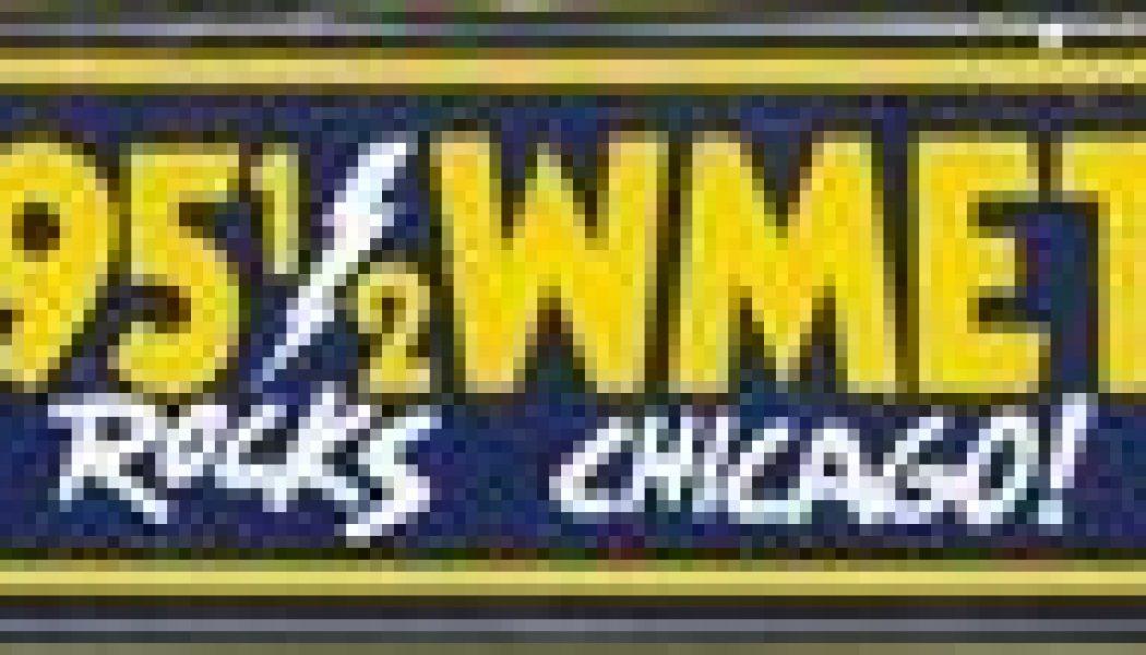 95.5 Chicago WMET