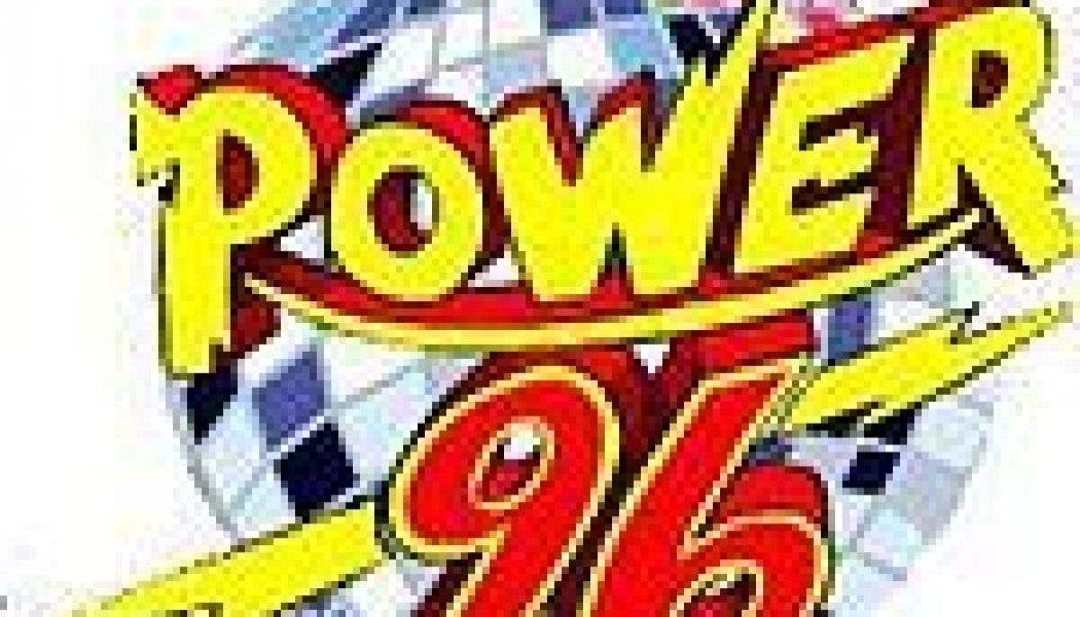 96.5 FM Miami Power 96 WMJX WCJX WMYQ WPOW