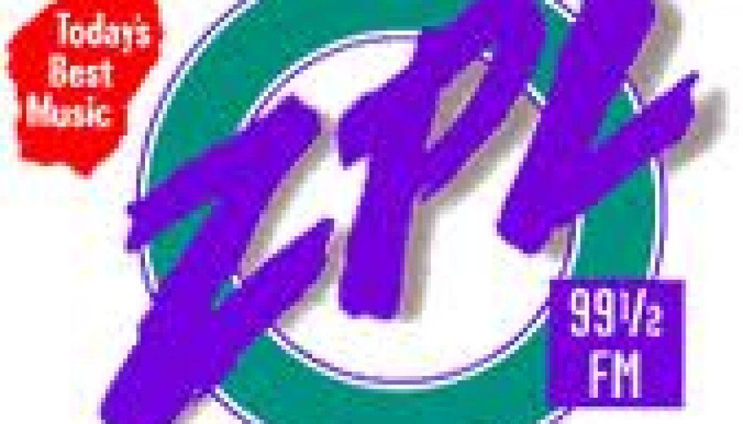 99.5 FM Indianapolis Dave Smiley Ryan Seacrest Julie Patterson 95 1/2 WZPL Z95