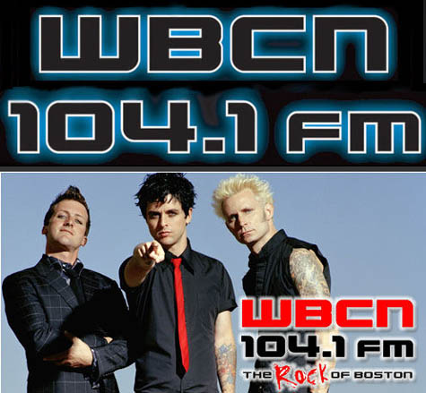 WBCN 104.1 FM Boston