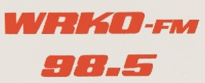 98.5 WRKO FM Boston circa 1967