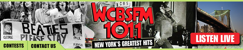 New York's Greatest Hits - 101.1 CBS-FM!